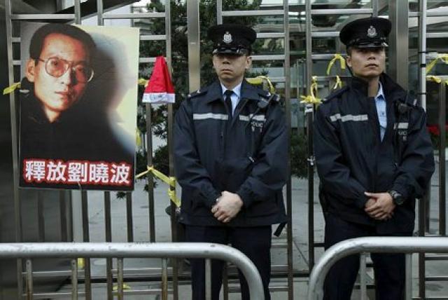 Mannréttindasamtök um allan heim hafa fordæmt fangelsun Liu Xiaobo og ...
