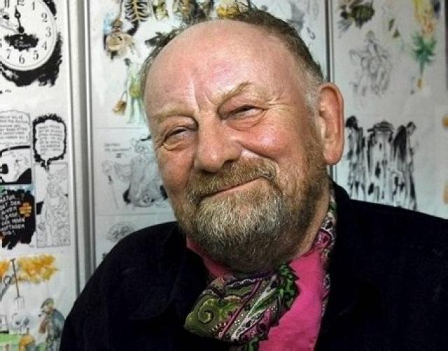 Kurt Westergaard.