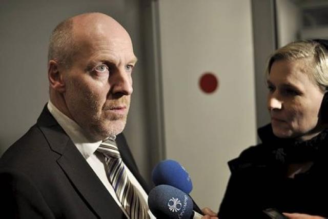 Steingrímur J. Sigfússon, fjármálaráðherra.