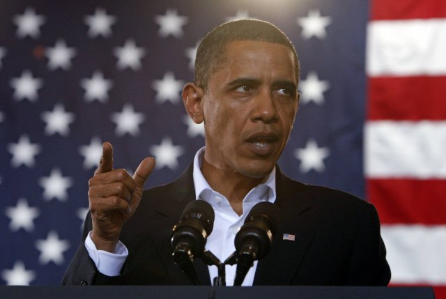Barack Obama hefur á morgun gegnt embætti foseta Bandaríkjanna í ...