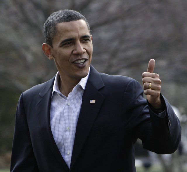 Barack Obama vill fækka kjarnorkuvopnum.