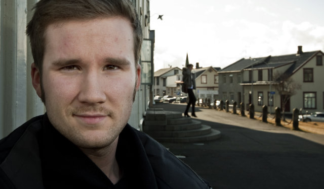 Elías Karl Guðmundsson sigraði bæði í Útsvari og Gettu betur.