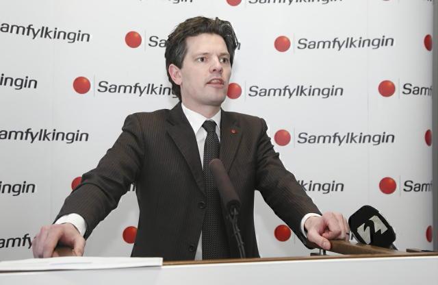 Dagur B. Eggertsson, oddviti Samfylkingarinnar í Reykjavík
