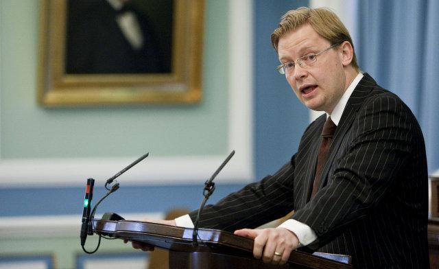Sigurður Kári Kristjánsson alþingismaður.