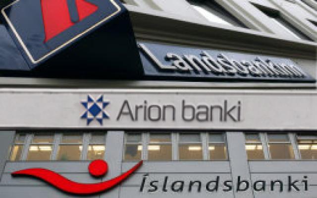 Samanlagður hagnaður bankanna á síðasta ári nam 29,9 milljörðum króna.