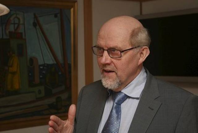 Jón Bjarnason, sjávarútvegs- og landbúnaðarráðherra.