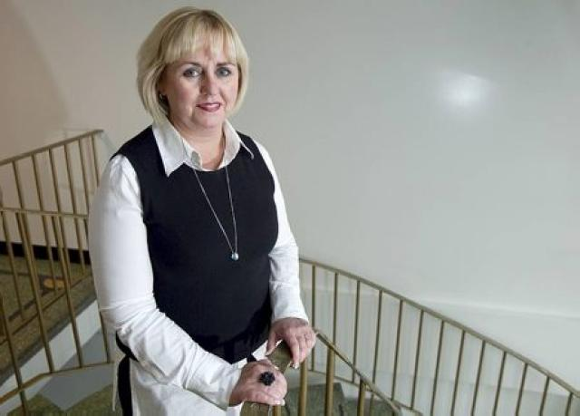 Ásta S. Helgadóttir, umboðsmaður skuldara.