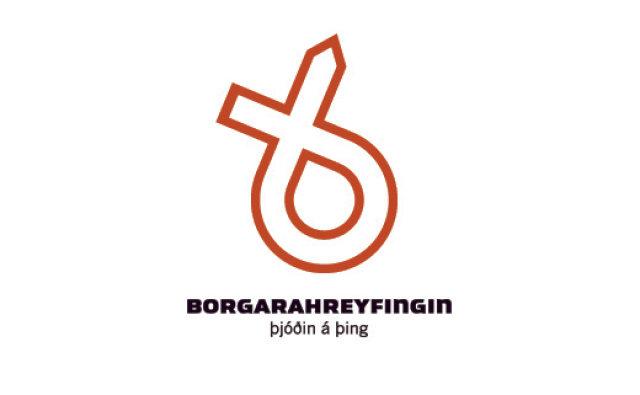 Borgarahreyfingin logo