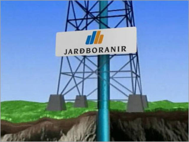 Jarðboranir