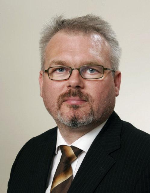 Bergur Elías Ágústsson, sveitarstjóri í Norðurþingi.
