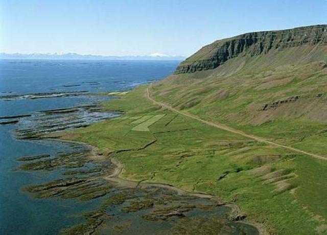 Kjálkafjörður.