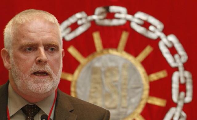 Gylfi Arnbjörnsson, forseti ASÍ