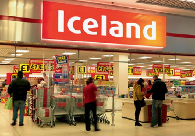 Iceland verslun