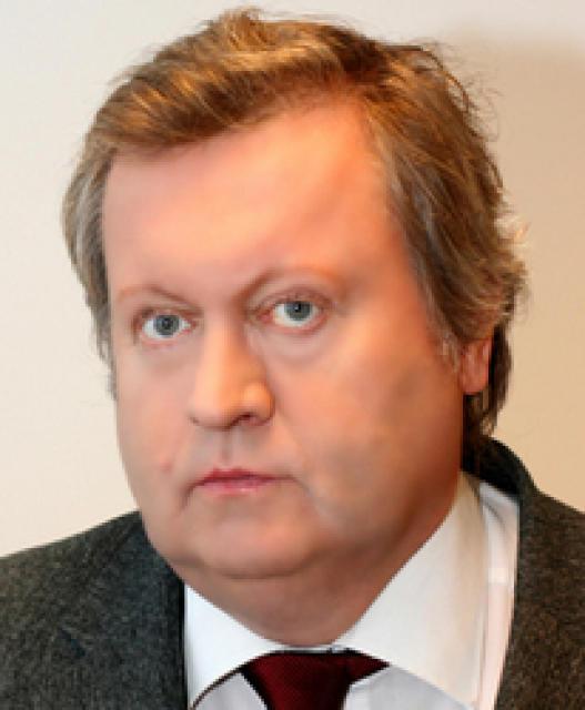 Pétur Gunnlaugsson.