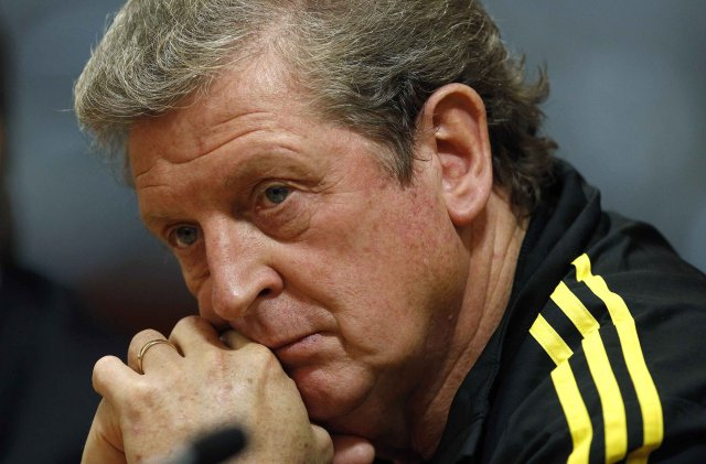 Roy Hodgson sefur ekki mikið þessa dagana.