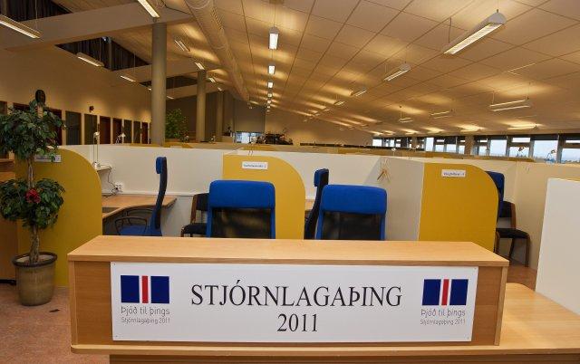 Hæstaréttur úrskurðaði kosningar til stjórnlagaþings ógildar.