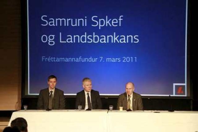 Ríkinu var gert að greiða Landsbankanum mismuninn milli sölu- og ...
