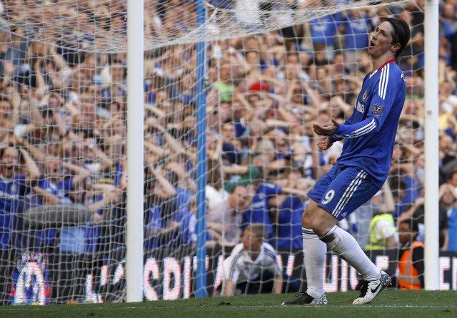 Fernando Torres á ekki sjö dagana sæla þessa dagana.