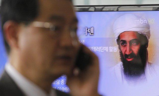 Dauði Osama bin Laden var aðalfréttin um allan heim í ...