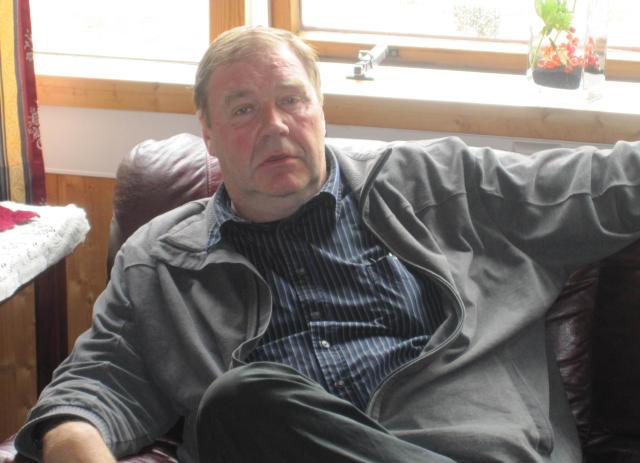 Jóhannes Kristjánsson á Höfðabrekku.