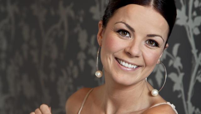 Birgitta Haukdal.