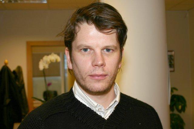 Guðmundur Steingrímsson.