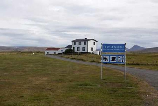 Grímsstaðir á Fjöllum.