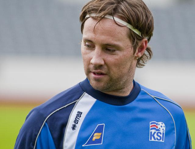 Veigar Páll Gunnarsson.
