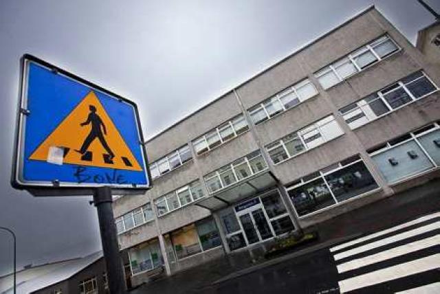 Ársfundur bankasýslu ríkisins var ekki haldinn í höfuðstöðvunum heldur í ...