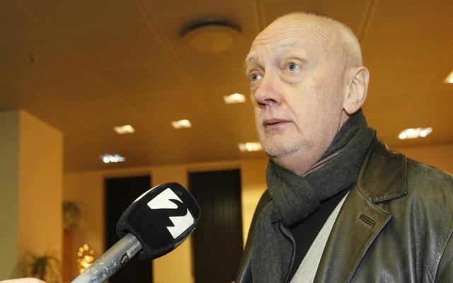 Þráinn Bertelsson, þingmaður VG.