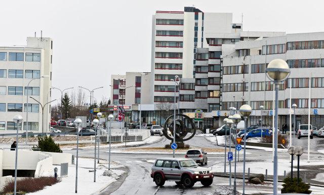 Bæjarskrifstofur Kópavogs eru í Fannborg 2-6 í dag, en þær ...