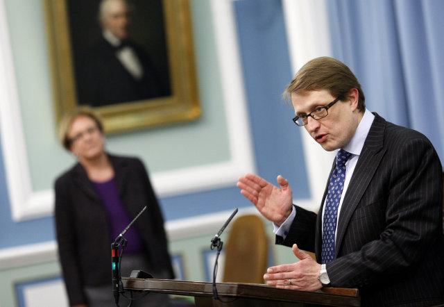 Birgir Ármannsson, þingmaður Sjálfstæðisflokksins.