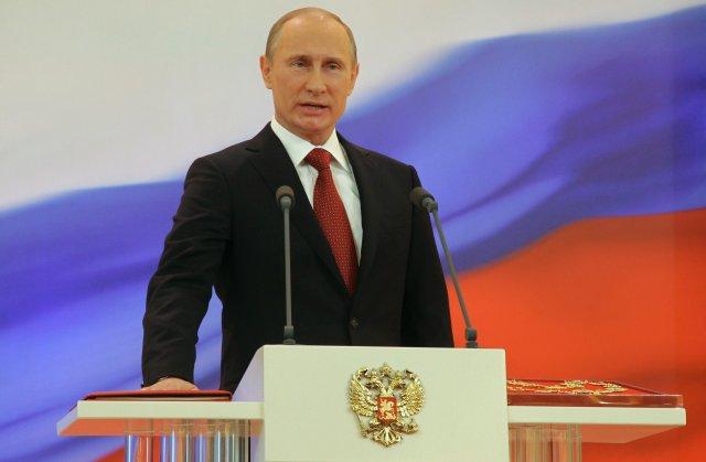Russian President, Vladimir Putin.
