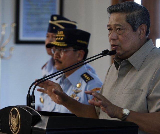 Forseti Indónesíu Susilo Bambang Yudhoyono greindi frá því í morgun ...