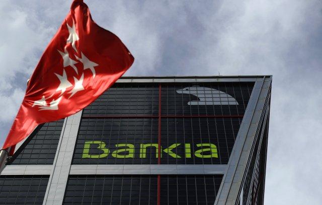 Spænska ríkisstjórnin hefur ákveðið að þjóðnýta Bankia