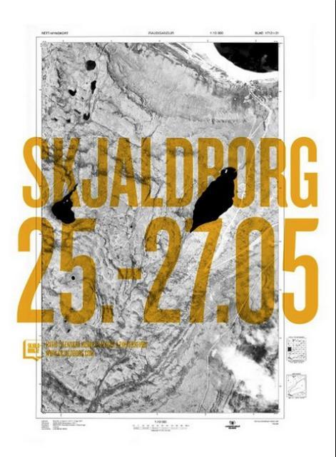 Merki Skjaldborgarhátíðarinnar 2012
