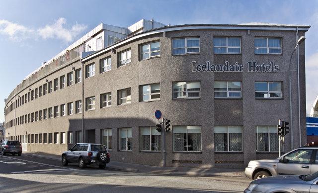 Nýlega var opnað nýtt miðbæjarhótel í Reykjavík, Icelandair Hotel Reykjavik ...