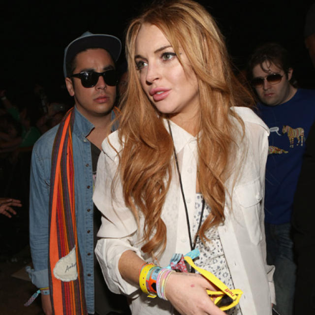 Lindsay Lohan komst fljótt til meðvitundar aftur eftir að sjúkraliðar ...