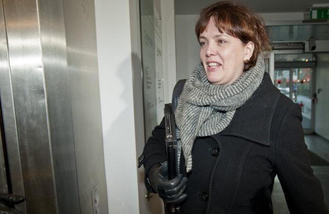 Svandís Svavarsdóttir.