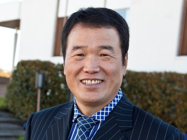 Huang Nubo.