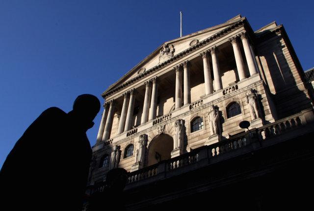 Englandsbanki.