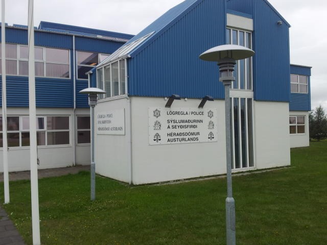 Héraðsdómur Austurlands.