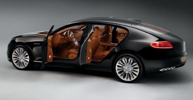 Þessi fjögurra sæta Bugatti 16C Galibier á að verða aflmesti ...