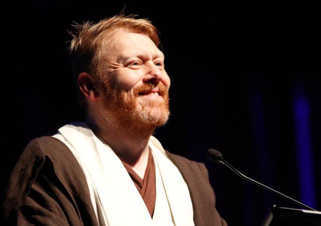 Jón Gnarr, fyrrverandi borgarstjóri.