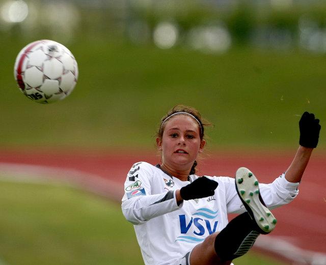 Kristín Erna Sigurlásdóttir
