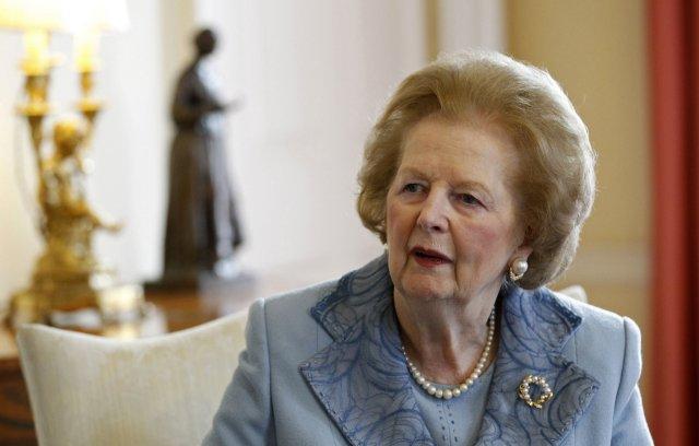 Margaret Thatcher baronessa
