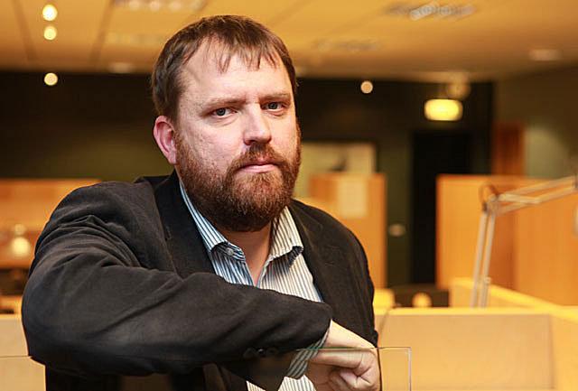 Þóroddur Bjarnason, prófessor í félagsfræði við HA og stjórnarformaður Byggðastofnunar.