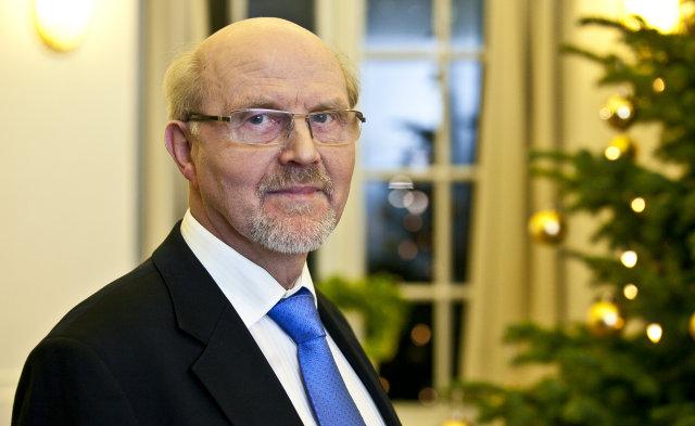 Jón Bjarnason.