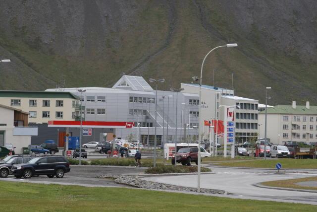 Frá Ísafirði