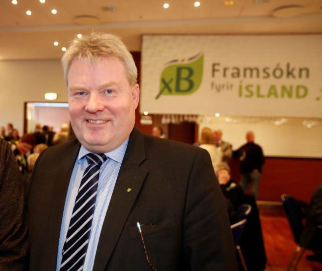 Sigurður Ingi Jóhannsson, varaformaður Framsóknarflokksins.